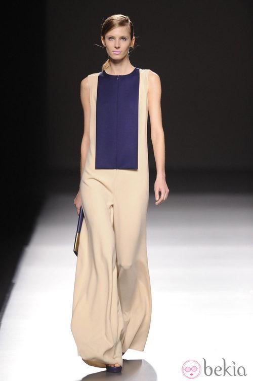 Mono nude de Devota & Lomba en Madrid Fashion Week otoño/invierno 2014/2015