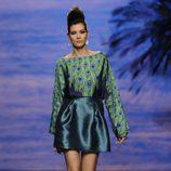 Look de la colección otoño/invierno 2014/2015 de Francis Montesinos en Madrid Fashion Week