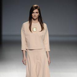 Propuesta de la colección otoño/invierno 2014/2015 de Ángel Schlesser en Madrid Fashion Week