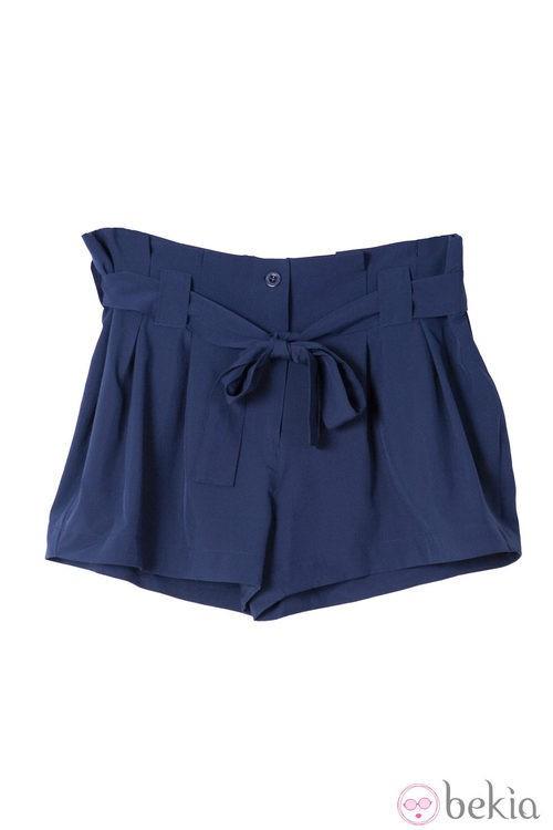 Shorts de la colección primavera/verano 2014 de Lavand