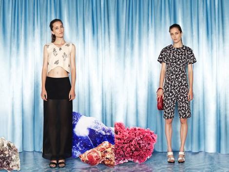 Look de la colección primavera/verano 2014 de Bimba & Lola