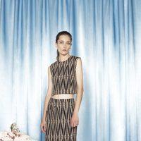 Crop top y falda de la colección primavera/verano 2014 de Bimba & Lola
