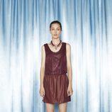 Vestido corto de la colección primavera/verano 2014 de Bimba & Lola
