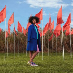 Solange Knowles debuta como directora creativa de Puma con 'Girls of Blaze Disc Collection'