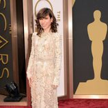 Sally Hawkins con un vestido de Valentino en los Oscar 2014