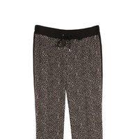 Pantalón estampado con cordón de la colección primavera/verano 2014 de Rachel Roy