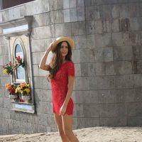 Ariadne Artiles, embajadora de la colección primavera/verano 2014 de Alpe Shoes