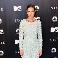 Jennifer Connelly con un vestido de Giambattista Valli Couture en el estreno de 'Noé' en Madrid