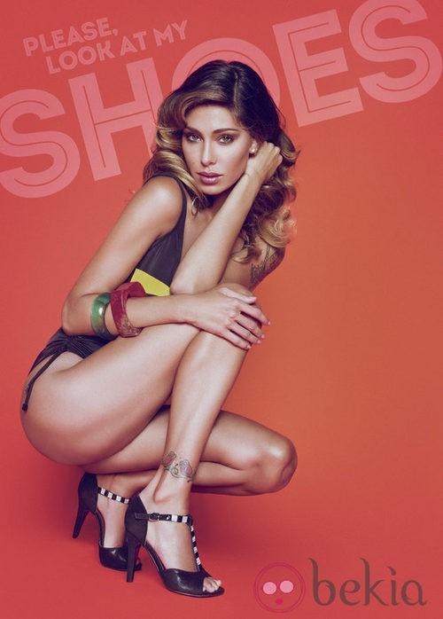 Belén Rodríguez, imagen de la colección primavera/verano 2014 de Trendy Too