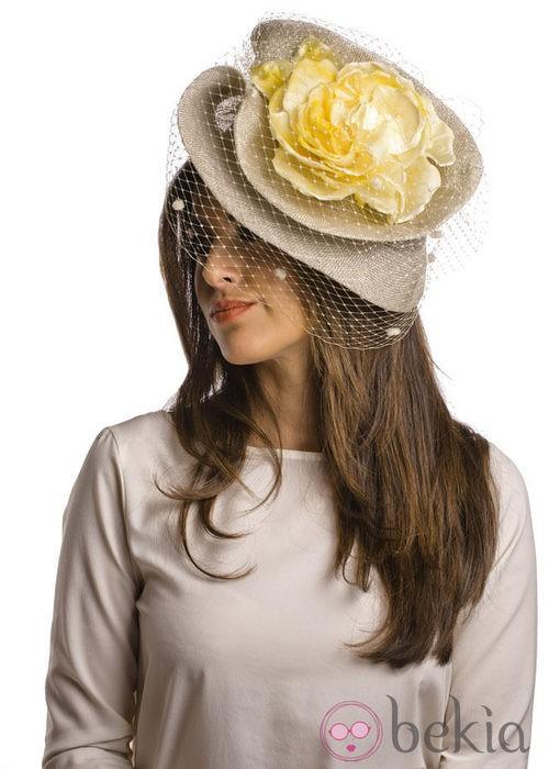 Sombrero de sisal de Laura Olea