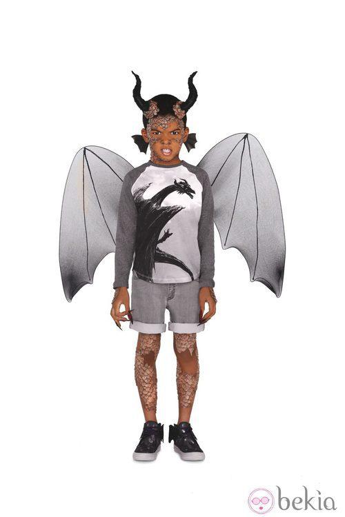 Disfraz de niño inspirado en 'Maléfica' de Stella McCartney