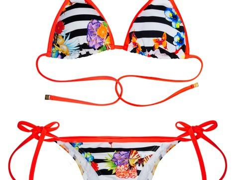 Bikini 'Spring' de la colección para verano 2014 de Lenita