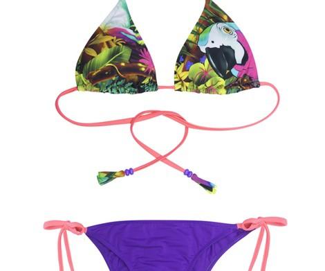 Bikini 'Yuma' de la colección para verano 2014 de Lenita