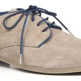 zapato de caballero color gris de la primavera/verano 2014 de Enzo Tesoti