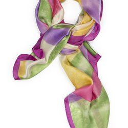 Colección de pañuelos tacto seda primavera/verano 2014 de Tantrend
