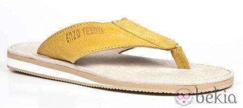 Enzo Tesoti presenta su colección de calzado femenino