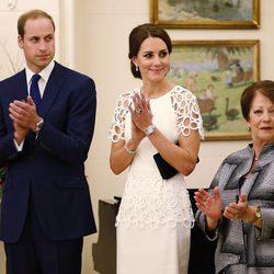 Los looks de la Duquesa de Cambridge durante su viaje por Australia y Nueva Zelanda