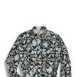 Chaqueta con estampado geométrico de la colección primavera/verano 2014 de Levi's