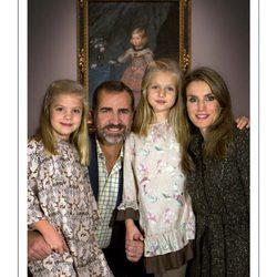 El estilo de la Infanta Sofía, la benjamina de la Familia Real