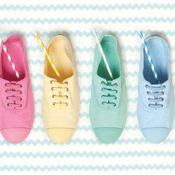 Colección de calzado para verano 2014 de Victoria