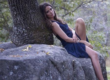 Almudena Fernández colabora con Closket y vende prendas con fines solidarios