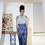 Pantalón de cintura alta de Josep Font, colección primavera 2012