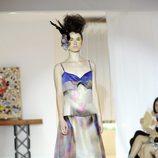 Vestido de Josep Font, colección primavera 2012