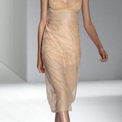 Desfile de Calvin Klein, colección primavera de 2012