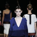 Vestido corto de Miguel Palacio, colección primavera de 2012