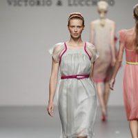 Propuesta de Victorio & Lucchino en Cibeles para la primavera/verano 2012
