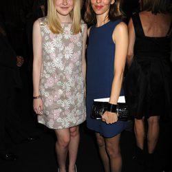 Asistentes a la Semana de la Moda de Nueva York, colecciones de primavera de 2012