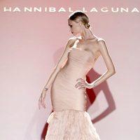 Diseño final del desfile de Hannibal Laguna en Cibeles, colección primavera de 2012