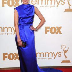 Looks de las invitadas a los Emmy 2011