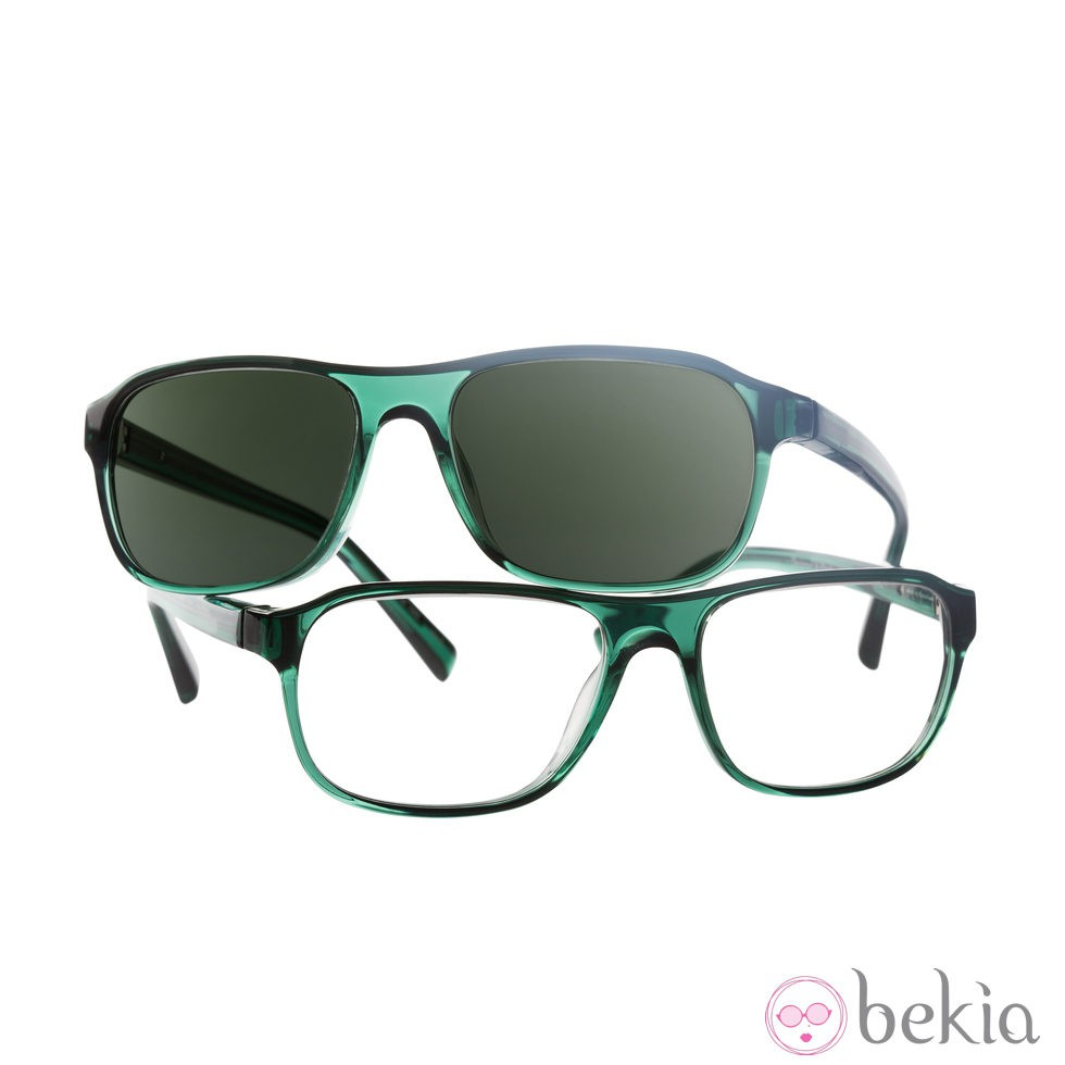 Moderno Monturas De Gafas Verdes Imagen - Ideas Personalizadas de ...
