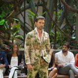 Estampado tropical, protagonista del desfile de Emidio Tucci para primavera/verano 2015