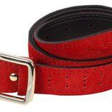 Cinturón 'Pandora' rojo de Loeds para verano 2014