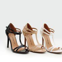 Stilettos con tacón de aguja de la colección verano 2014 de Trendy Too