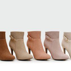 Colección para verano 2014 de la firma de calzado Trendy Too
