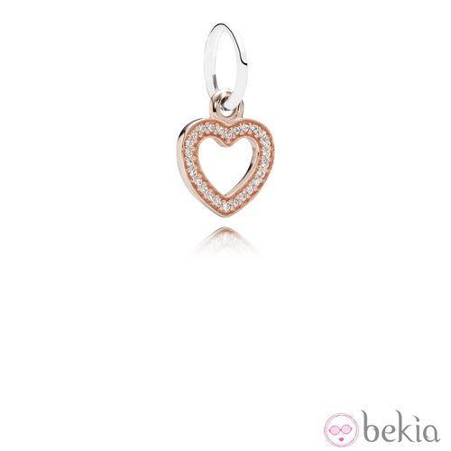 Símbolo de corazón de la colección para otoño 2014 de Pandora