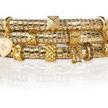 Piezas de oro de la colección Jennifer Lopez de Endless Jewelry