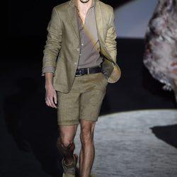 Desfile de Roberto Verino en Madrid Fashion Week 2014 para primavera/verano 2015