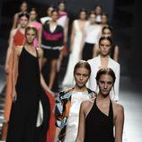 Carrusel de Juanjo Oliva en Madrid Fashion Week primavera/verano 2015