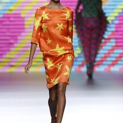 Desfile de Ágatha Ruiz de la Prada en Madrid Fashion Week 2014 para primavera/verano 2015