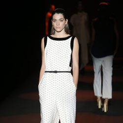Mono estampado de Miguel Palacio primavera/verano 2015 en Madrid Fashion Week