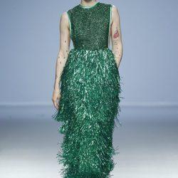 Desfile de Davidelfín en Madrid Fashion Week 2014 para primavera/verano 2015