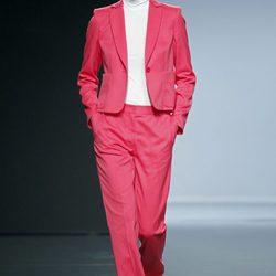 Desfile de Ángel Schlesser en Madrid Fashion Week 2014 para primavera/verano 2015