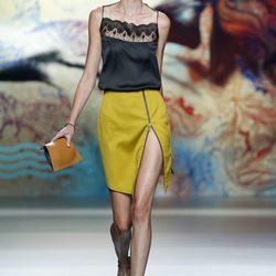 Desfile de Ion Fiz en Madrid Fashion Week 2014 para primavera/verano 2015