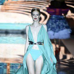 Bañador griego de Andrés Sardá en Madrid Fashion Week primavera/verano 2015