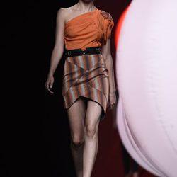 Desfile de Alvarno en Madrid Fashion Week 2014 para primavera/verano 2015