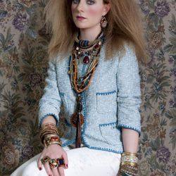 Ángela Cremonte presenta la nueva colección otoño/invierno 2014 de Tantrend